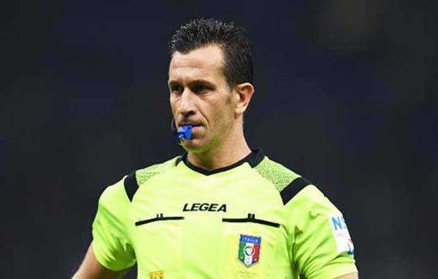 Rekor Bagus Inter Milan di Bawah Kepemimpinan Wasit Doveri