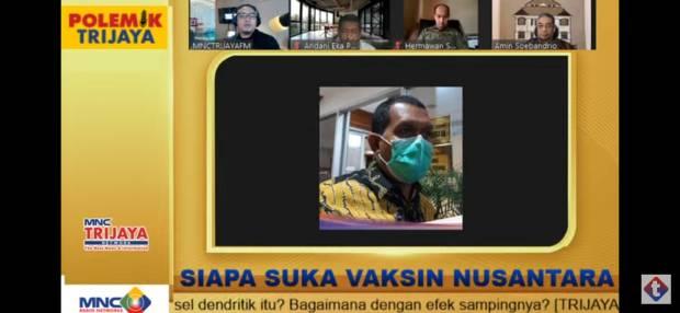 DPR: Vaksin Nusantara Jawaban Keinginan Presiden Jokowi agar Semua Masyarakat Bisa Divaksin