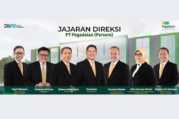 Pegadaian Punya Direktur SDM Baru, Menteri BUMN Tunjuk Ridwan Arbian Syah