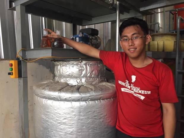 Kisah Pemuda Raup Omzet Ratusan Juta dari Bisnis Biodiesel