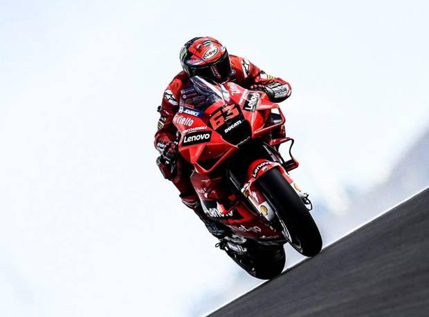 Kronologis Dianulirnya Pole Position Bagnaia Saat Kualifikasi GP Portugal