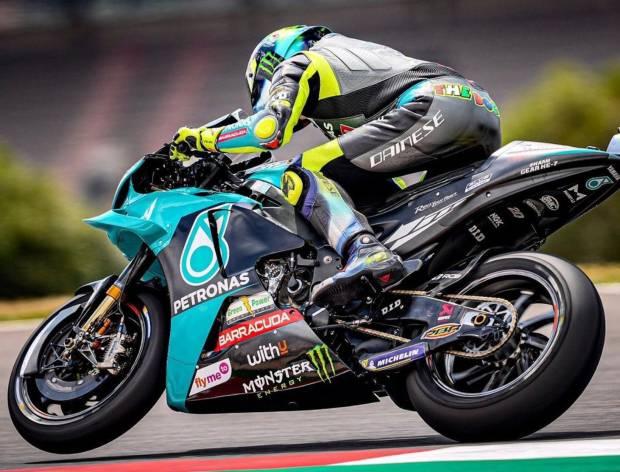 Rossi Ngaku Cemas dengan Performanya di MotoGP 2021 Jelang GP Portugal