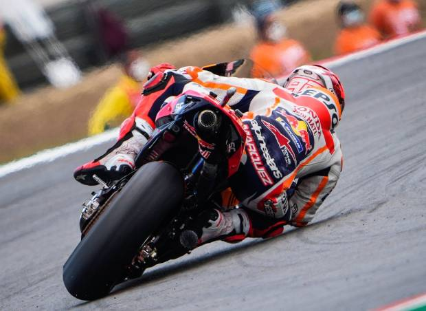 Joan Mir Murka Marquez Pakai Taktik Berbahaya Saat Kualifikasi GP Portugal
