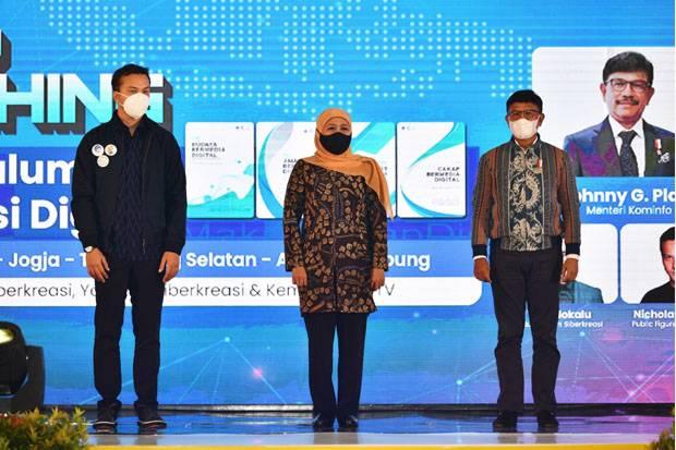 Empat Pilar Literasi Digital Menkominfo Untuk Akselerasi Digital Nasional