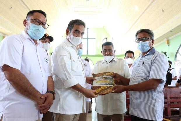 Bantu Korban Bencana, Gerindra: Partai Politik Harus Hadir saat Rakyat Sulit