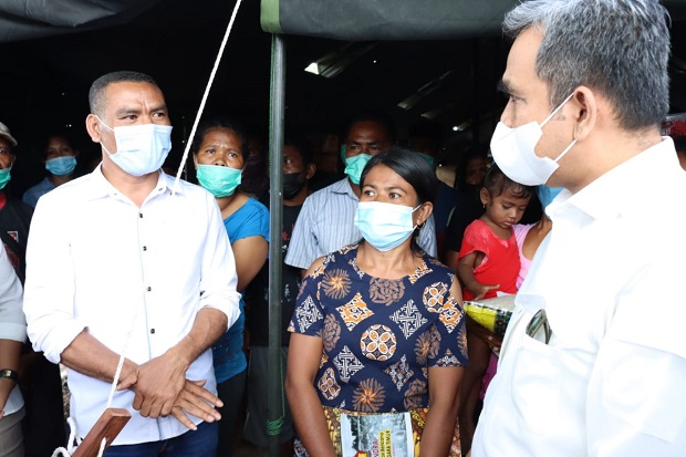 Kirim Bantuan ke NTT, Gerindra: Ini Bagian Solidaritas Sebangsa dan Setanah Air