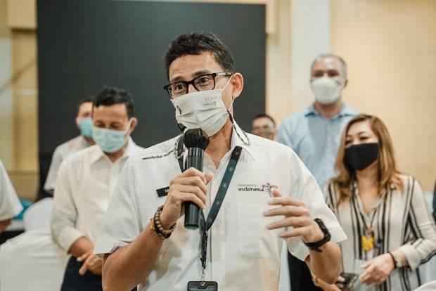 Kembangkan Gastronomi Nusantara, Sandiaga Uno akan Bangun Industri Rendang Berskala Dunia