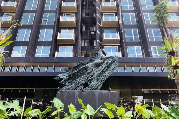 Apartemen Mewah Saumata Suites Dihiasi Karya Seni I Nyoman Nuarta