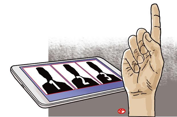 Empat Poros Partai Politik Diprediksi Ramaikan Pilpres 2024
