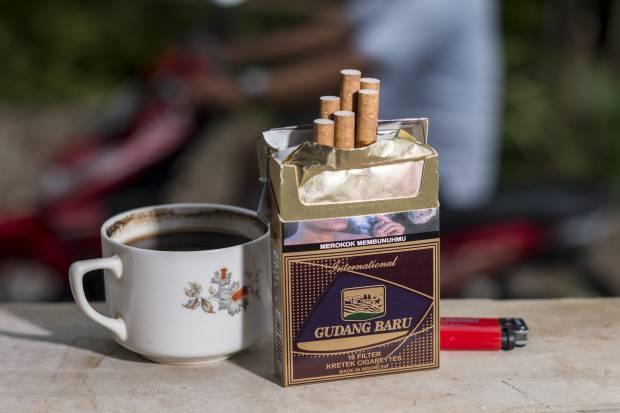 Gegara Digugat Gudang Garam, Rokok Gudang Baru Kini Dijual Online