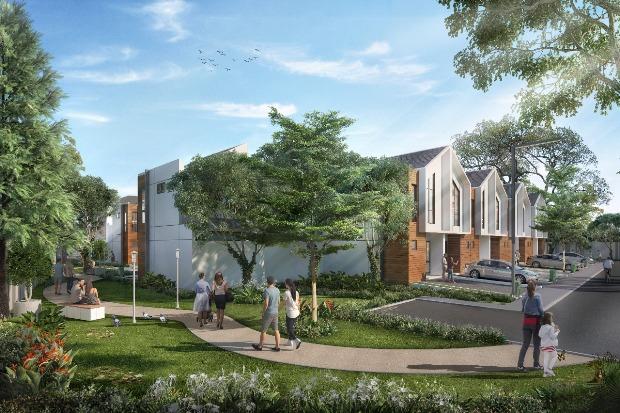 Hunian Premium Terapkan Konsep Smart Home