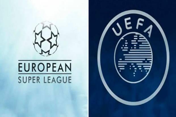 Liga Super Eropa Tak Memiliki Kredibilitas