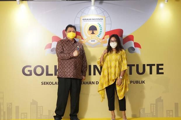 Lewat Golkar Institute, Aisyah Claresta Meniti Jalan di Dunia Politik