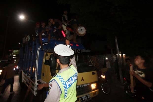 Polisi Bakal Turun ke Jalan Antisipasi Warga Takbir Keliling