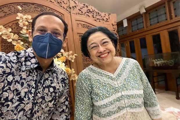 Pancasila Tak Masuk Kurikulum Wajib, Mendikbud Temui Megawati
