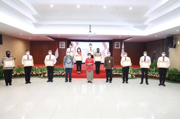 Banyak Ungkap Kasus Anak, Polda Metro Jaya Dapat Apresiasi dari Kementerian PPPA