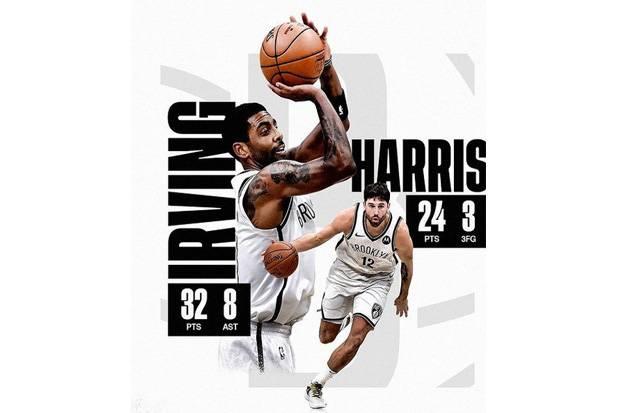 Hasil Lengkap Pertandingan NBA, Rabu (21/4/2021) WIB