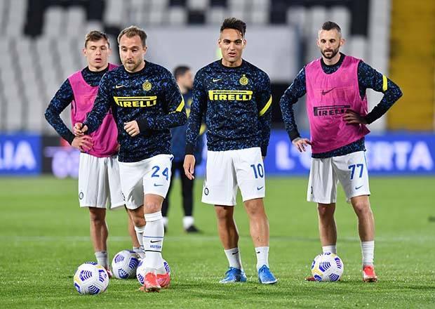 Susunan Pemain Spezia vs Inter Milan
