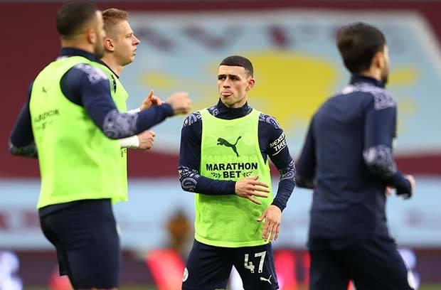 Susunan Pemain Aston Villa vs Manchester City