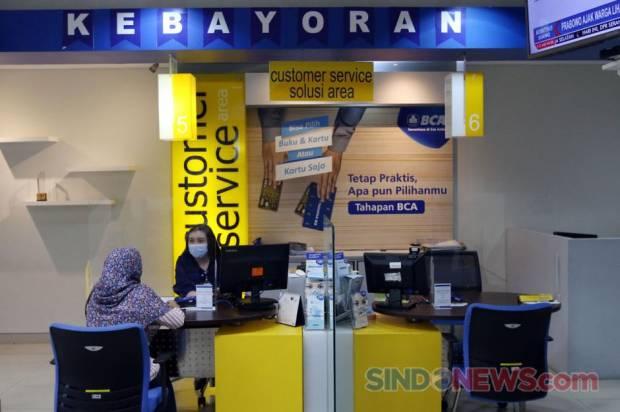 Bank BCA Cetak Laba Bersih Rp7 Triliun di Kuartal I 2021