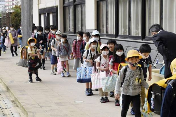 Diserang Mutasi Covid, Jepang Kembali Terancam Terjun ke Jurang Resesi