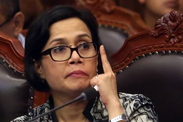 Rocky Gerung: Sri Mulyani, Menteri yang Seharusnya Diganti Jokowi