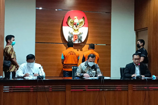 Jadi Tersangka Penyuap Penyidik KPK, Wali Kota Tanjungbalai Masih Diperiksa