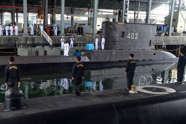 KRI Nanggala 402 Hilang Kontak, DPR Minta Pemerintah Fokus Pencarian