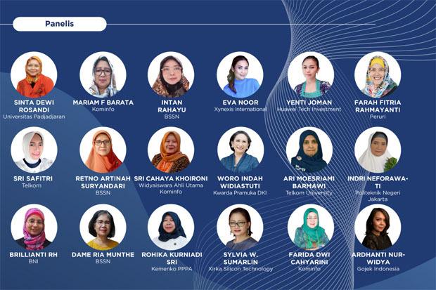 IWCS Dorong Perempuan Berperan dalam Keamanan Siber