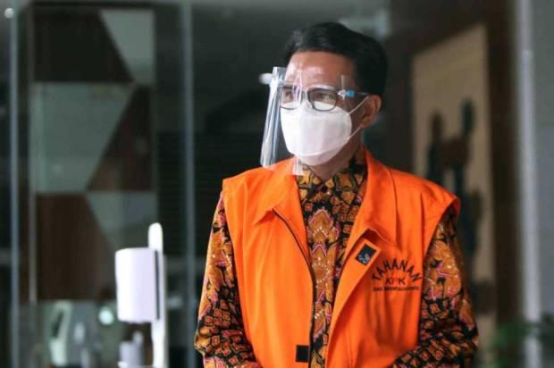 KPK Perpanjang Masa Penahanan Nurdin Abdullah