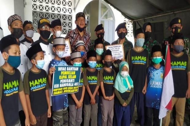 Prihatin Tenggelamnya KRI Nanggala 402, Anak-anak Masjid Jogokariyan Cari dan Sumbang Dana Beli Kapal Selam