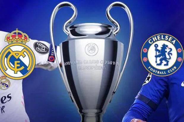 10 Fakta Menarik Jelang Real Madrid vs Chelsea: Los Blancos Kuat di Leg I