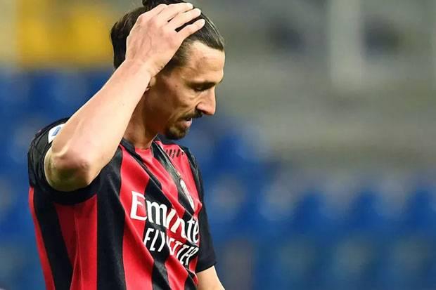 Kesandung Rumah Taruhan, Karier Ibrahimovic Terancam Kelar
