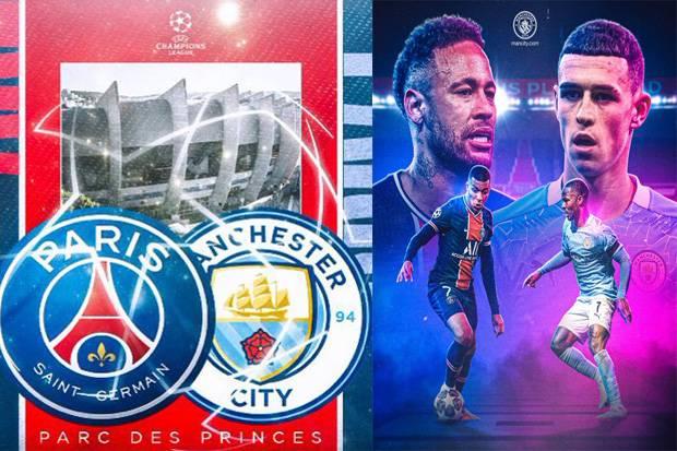 Preview PSG vs Manchester City: Pertaruhan Trofi Pertama ...
