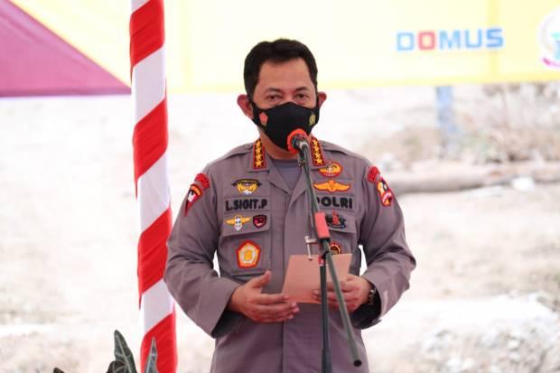 Polri Ungkap Peredaran 2,5 Ton Sabu Jaringan Timur Tengah-Malaysia-Indonesia