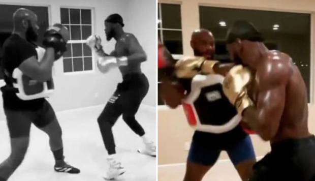 Bogeman Eksplosif, Deontay Wilder: The Rebirth of the King!