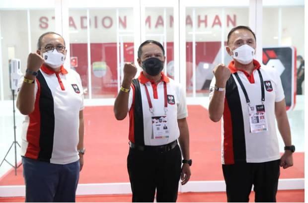 Kepastian Liga 1 dan 2 Musim 2021, Ruben Onsu Tetap Kampanye 'Silaturahim'