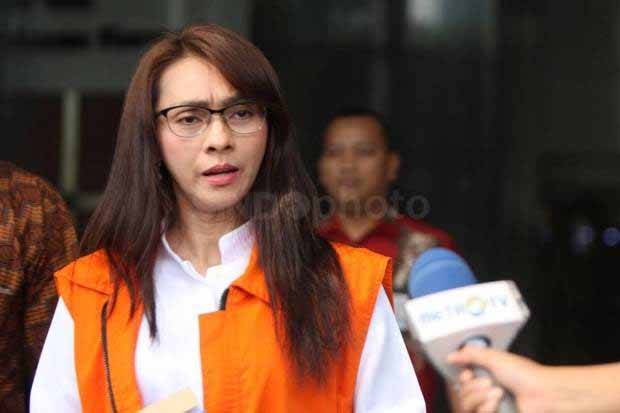 Kembali Masuk Penjara, Ini Perjalanan Kasus Hukum Sri Wahyumi Maria Manalip