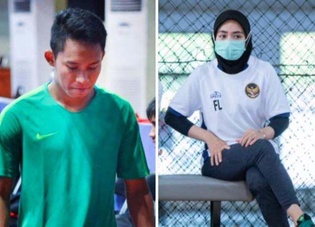 Tips dari Atlet Iqbal Iskandar dan Fisioterapis Fortunella untuk Pulihkan Cedera Partial Tear Ankle
