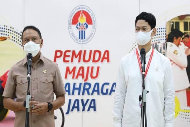 Menpora–NOC Indonesia Gerak Cepat Siapkan Bidding Tuan Rumah Olimpiade 2032