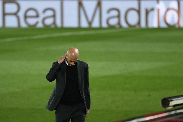 Sukses Madrid Kalahkan Osasuna Makan Tumbal, Zinedine Zidane Meratap