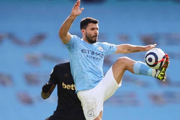 Tiga Klub Elite Eropa Berebut Sergio Aguero