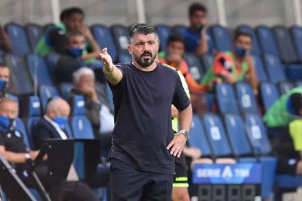 Diburu Juventus, Gattuso Tolak Fiorentina
