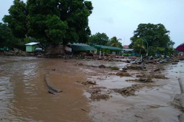 4 Bulan Pertama 2021, Banjir Sudah Terjadi 501 Kali