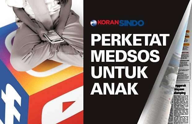 Dear Ayah Bunda, Jangan Umbar Privasi Anak di Medsos