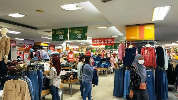 Warga Malang Mulai Ramaikan Pusat Perbelanjaan, Pengelola Mal Sumringah