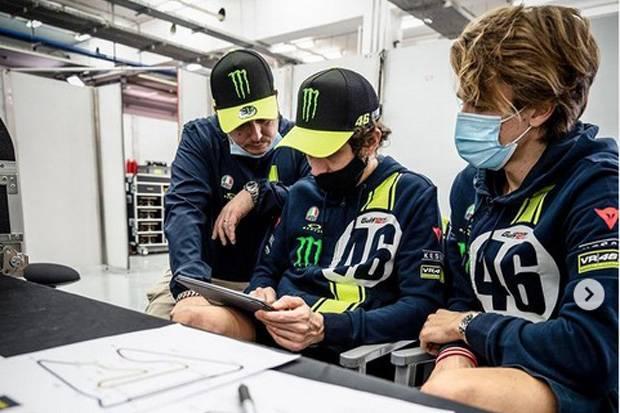 Dalam 10 Hari, Pemasok Motor Tim VR46 Bakal dapat Bocoran dari Tangan Kanan Rossi