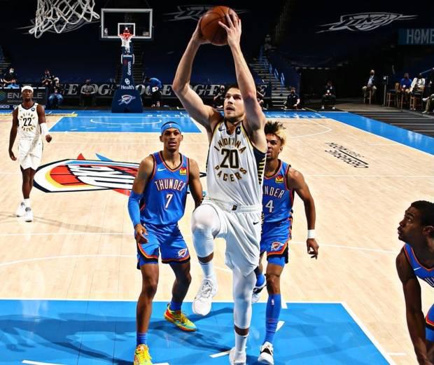 Hasil Pertandingan NBA, Minggu (2/5/2021); Pacers Mengamuk, Pelicans Menang Overtime