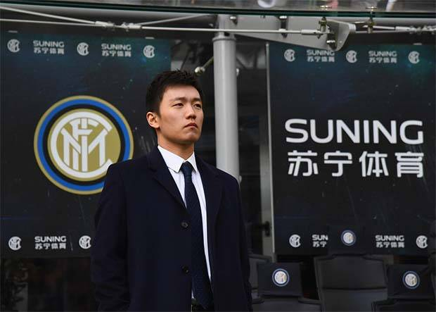 Inter Milan Scudetto, Begini Reaksi Presiden Klub Steven Zhang