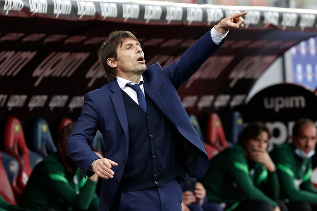 Inter Milan Amankan Scudetto, Conte Mengaku Bisa Tidur Nyenyak